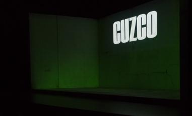 Quadern escènic de Cuzco