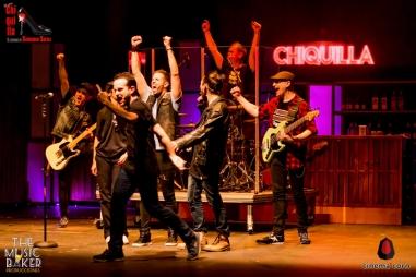 Chiquilla, el musical de Seguridad Social