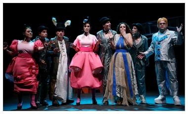Hola, Cenerentola! Jugant amb l'ópera de Rossini / ¡Hola Cenerentola! Jugando con la ópera de Rossini