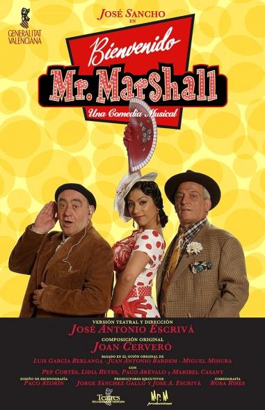 Bienvenido, Mr. Marshall