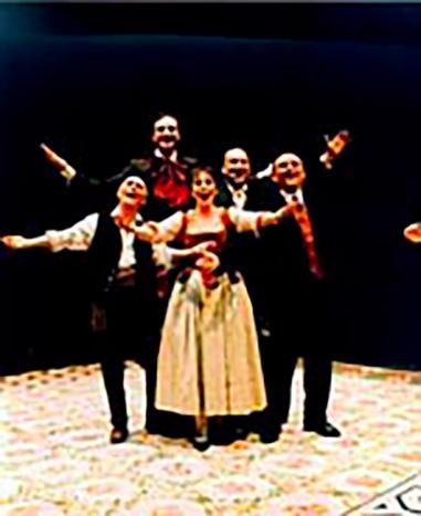 Escalante: 100 anys de teatre valencià