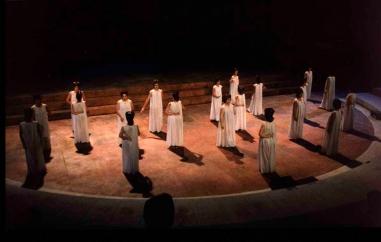 Apocalipsis, voz de mujer