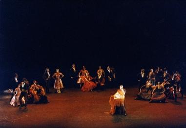 Ballet Nacional de España: Danza y Tronío, Zapateado, Bolero de Ravel, Flamenco
