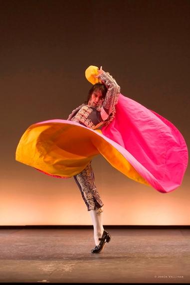 Belmonte, la danza hecha toreo