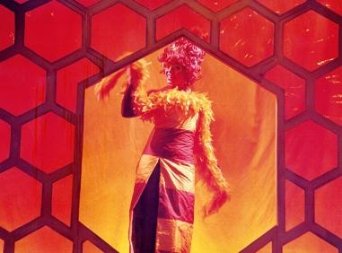 Cor de mel