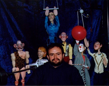 Edu Borja / El circo la telaraña
