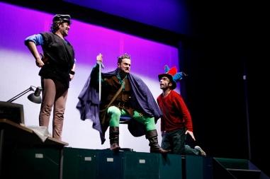 El retorn de Robin Hood / EL retorno de Robin Hood