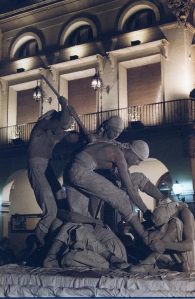 Escultures humanes / Sculptures Humaines / Human Sculptures