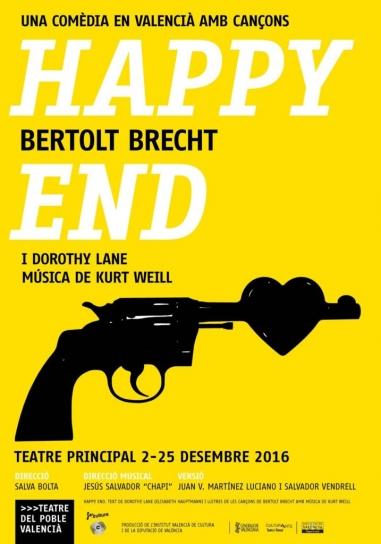 Happy End: un melodrama amb cançons