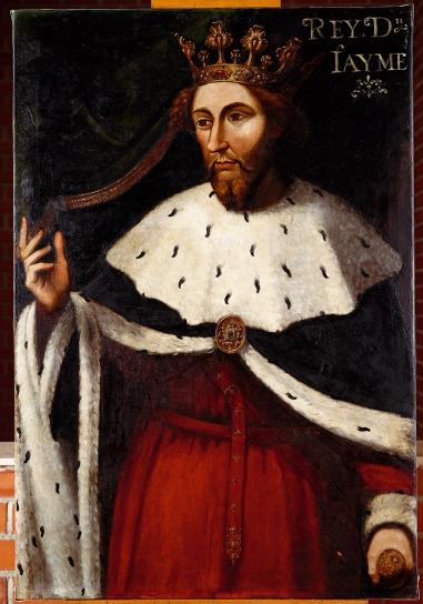 Jaume I, amic i amat