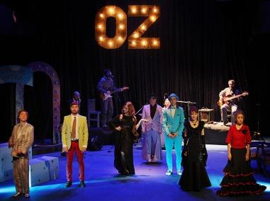 Buscando al mago de Oz