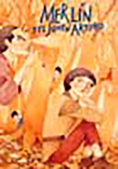 Merlí i el Jove Artús / Merlín y el joven Arturo