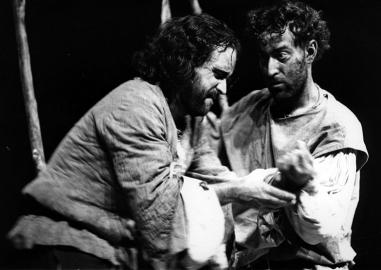 Els polls dels actors/ Ñaque o de piojos y actores