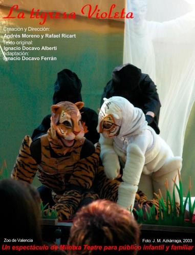 La tigresa Violeta