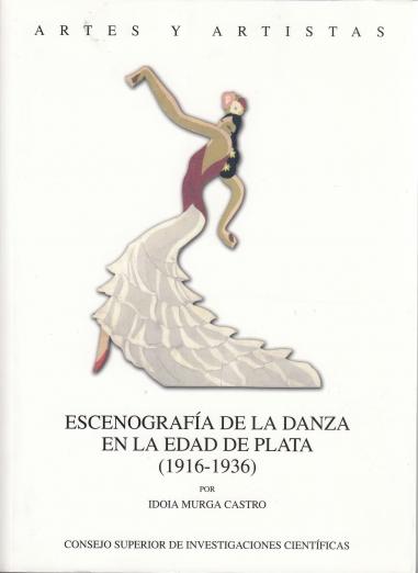 Escenografía de la danza en la edad de plata (1916-1936)