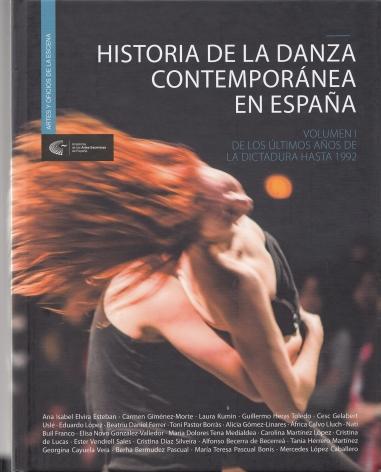 Historia de la danza contemporánea en España