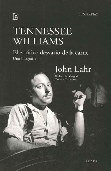Tennessee Williams. El errático desvarío de la carne