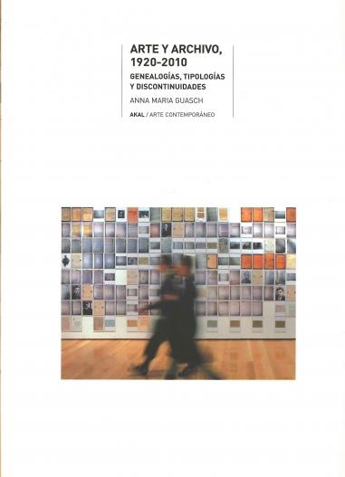 Arte y archivo 1920-2010