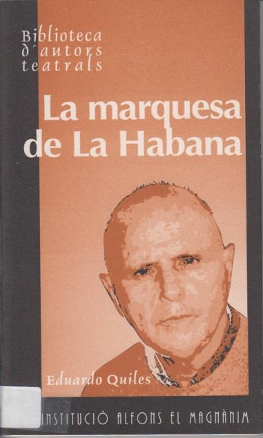 La marquesa de la Habana