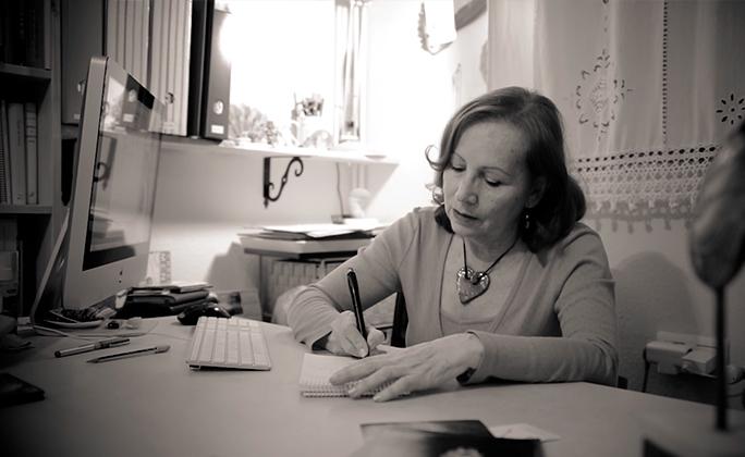 escriure teatre hui? Espais de treball #4, Antonia Bueno