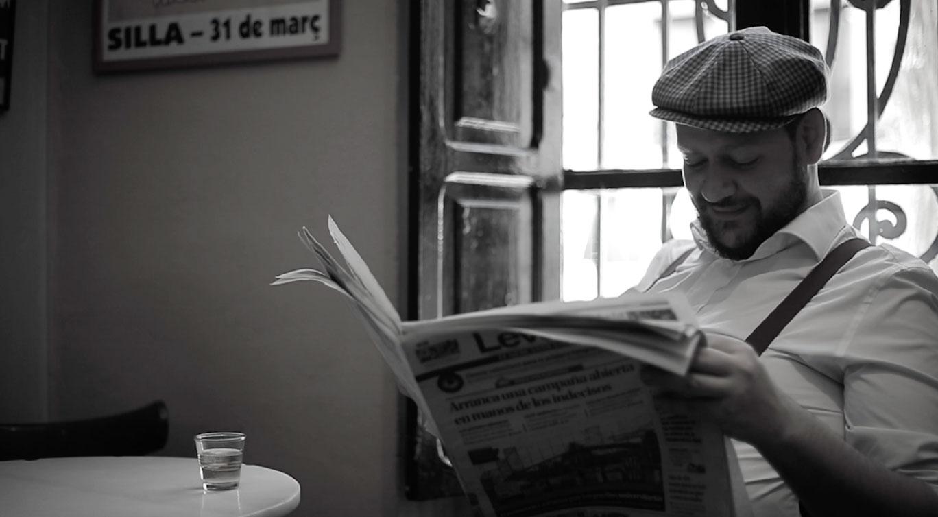 escriure teatre hui? Espais de treball #10, Javier Sahuquillo